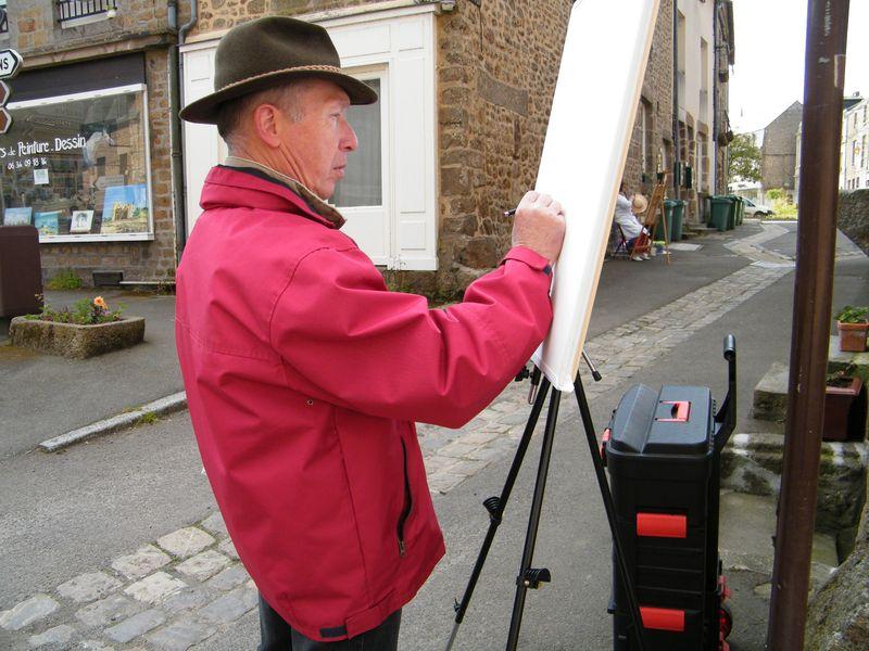 Peintres dans la rue 001